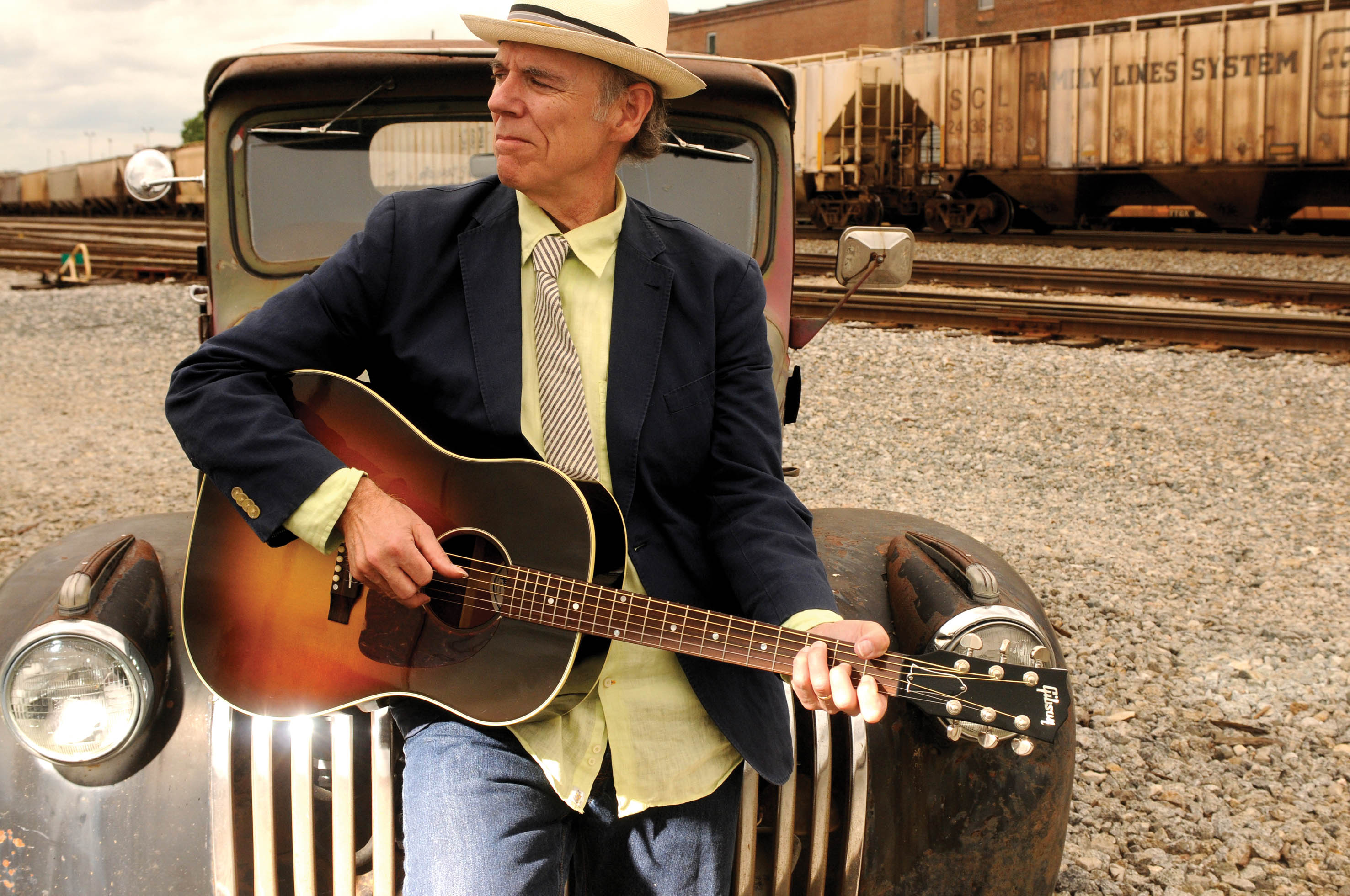 John Hiatt by Jim McGuire